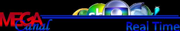 Logotipo Real Time Mega Canal - Versão 2012